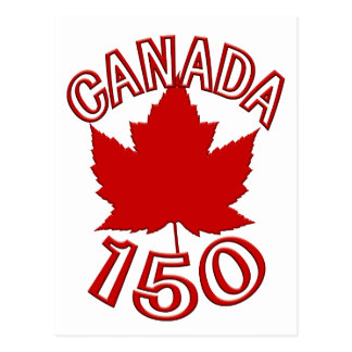 Canada 150 Postcards Canadian Souvenir Postcards