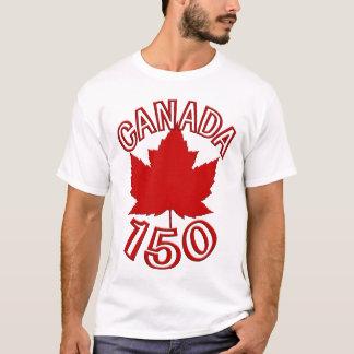 Canada 150 T-shirts Plus Size Canada 150 Shirts