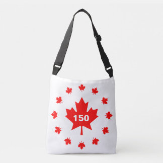 Canada 150 years anniversary one-of-a-kind crossbody bag