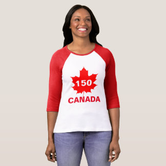 Canada 150 years anniversary one-of-a-kind T-Shirt