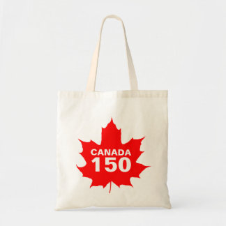 Canada 150 years anniversary one-of-a-kind tote bag