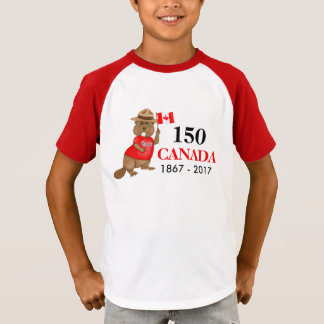 Canada 150 Years Anniversary T-Shirt