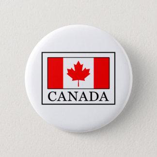 Canada 2 Inch Round Button