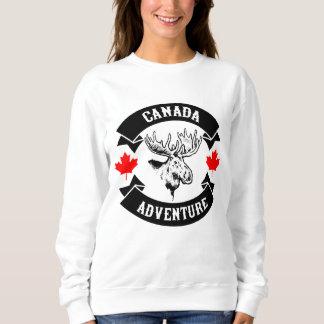 Canada Adventure Sweatshirt