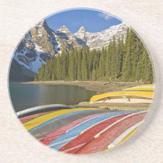 Canada, Alberta, Banff National Park, Moraine Coasters