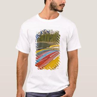 Canada, Alberta, Banff National Park, Moraine T-Shirt