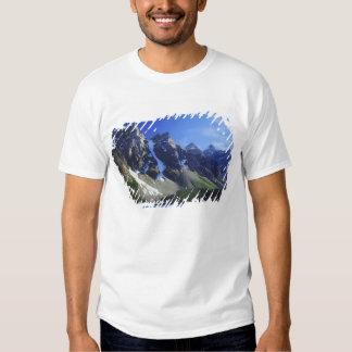 Canada, Alberta, Banff National Park, Moraine T Shirt