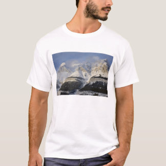 Canada, Alberta, Banff National Park. View of T-Shirt