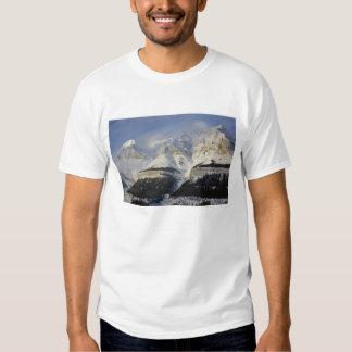 Canada, Alberta, Banff National Park. View of Tshirt