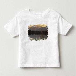 Canada, Alberta, Banff. Sunrise scenic of Toddler T-shirt