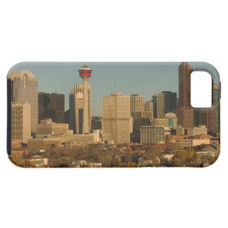 Canada, Alberta, Calgary: City Skyline from 2 iPhone 5 Cover
