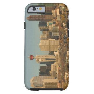 Canada, Alberta, Calgary: City Skyline from 2 Tough iPhone 6 Case