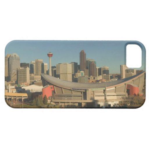 Canada, Alberta, Calgary: City Skyline from 3 iPhone 5 Case