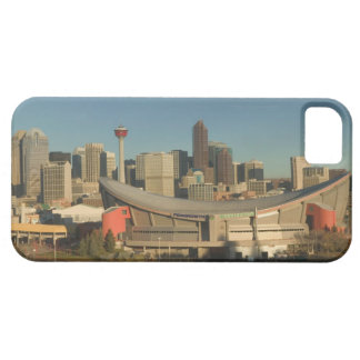 Canada, Alberta, Calgary: City Skyline from 3 iPhone 5 Cases
