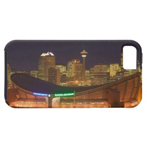 Canada, Alberta, Calgary: City Skyline from iPhone 5 Case