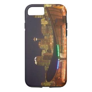 Canada, Alberta, Calgary: City Skyline from iPhone 7 Case