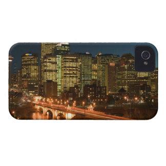 Canada, Alberta, Calgary: Downtown Calgary, iPhone 4 Covers