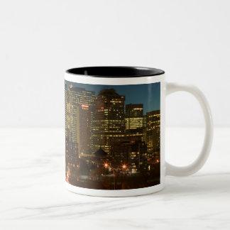 Canada, Alberta, Calgary: Downtown Calgary, Two-Tone Coffee Mug