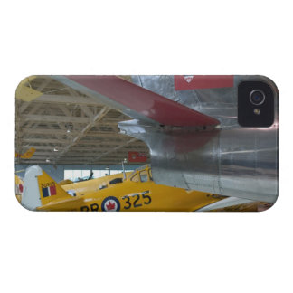 Canada, Alberta, Edmonton: Alberta Aviation 2 iPhone 4 Case