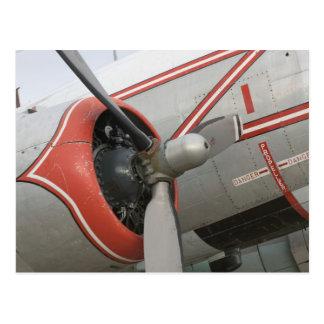 Canada, Alberta, Edmonton: Alberta Aviation Postcard