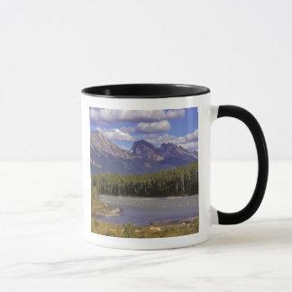 Canada, Alberta, Jasper National Park. Large Mug