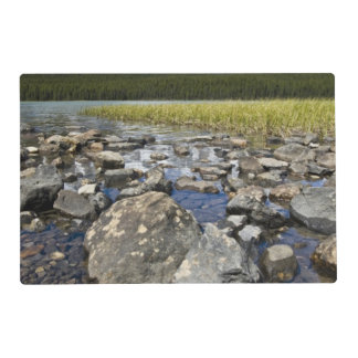 Canada, Alberta, Rocky Mountains, Banff National Laminated Place Mat