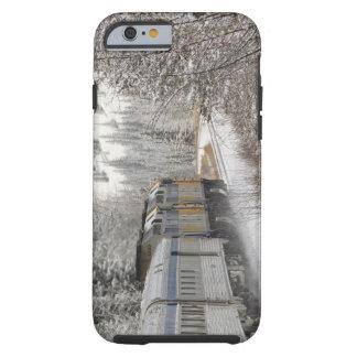 Canada, Alberta. VIA Rail Snow Train between Tough iPhone 6 Case