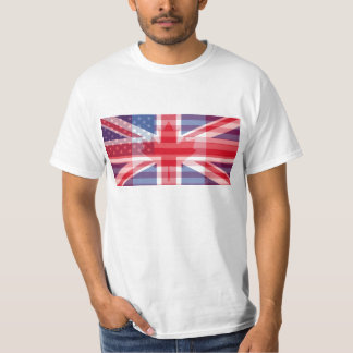Canada. America. The UK. All in One T-Shirt
