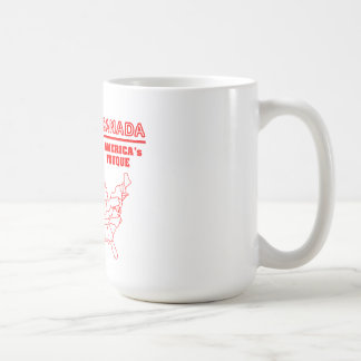 Canada -America's Cool Tuque Coffee Mug