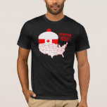 Canada  America's Cool Tuque t-shirt