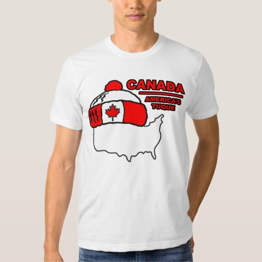 Canada - America's Tuque T-Shirt