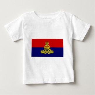 Canada Artillery Branch Camp Flag Baby T-Shirt