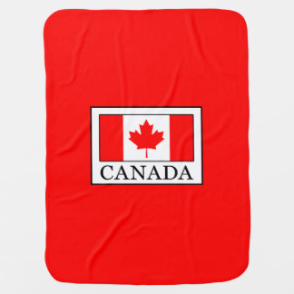 Canada Baby Blanket
