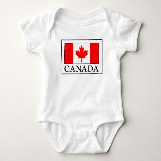 Canada Baby Bodysuit