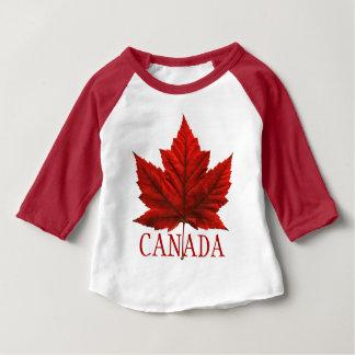 Canada Baby Shirt Canada Baby Jersey Shirts Custom