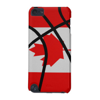 Canada Basketball iPod Touch Case