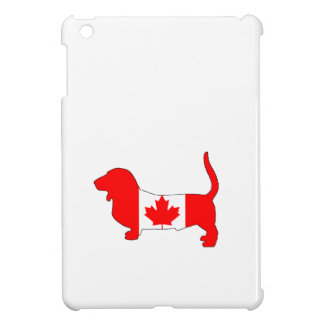 Canada Basset Hound Case For The iPad Mini