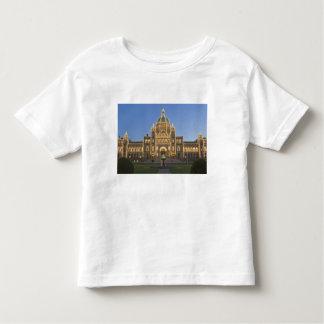 Canada, BC, Victoria, BC Legislature Building at Toddler T-shirt