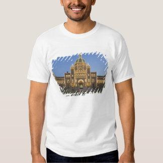Canada, BC, Victoria, BC Legislature Building at Tshirt