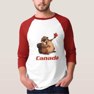 Canada Beaver Shirt