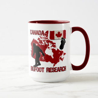 Canada Bigfoot Research