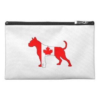 Canada Boxer Travel Accessory Bag