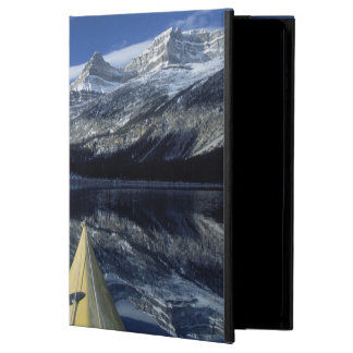 Canada, British Columbia, Banff. Kayak bow on Cover For iPad Air