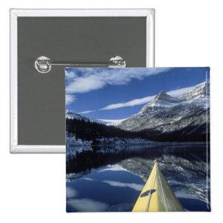 Canada British Columbia Banff Kayak bow on Pin