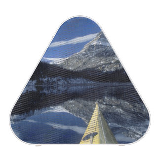 Canada British Columbia Banff Kayak bow on Speaker