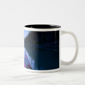 Canada, British Columbia, Bowron Lakes Coffee Mug