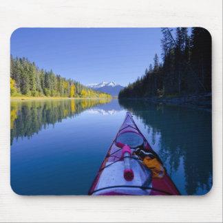 Canada, British Columbia, Bowron Lakes Mouse Pad