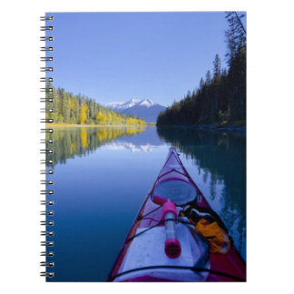 Canada British Columbia Bowron Lakes Spiral Note Books