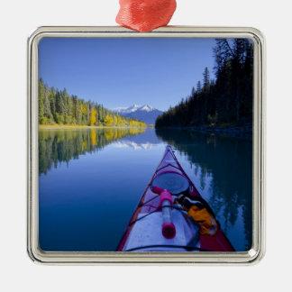 Canada British Columbia Bowron Lakes Christmas Ornaments