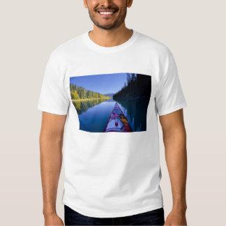 Canada, British Columbia, Bowron Lakes Tee Shirts